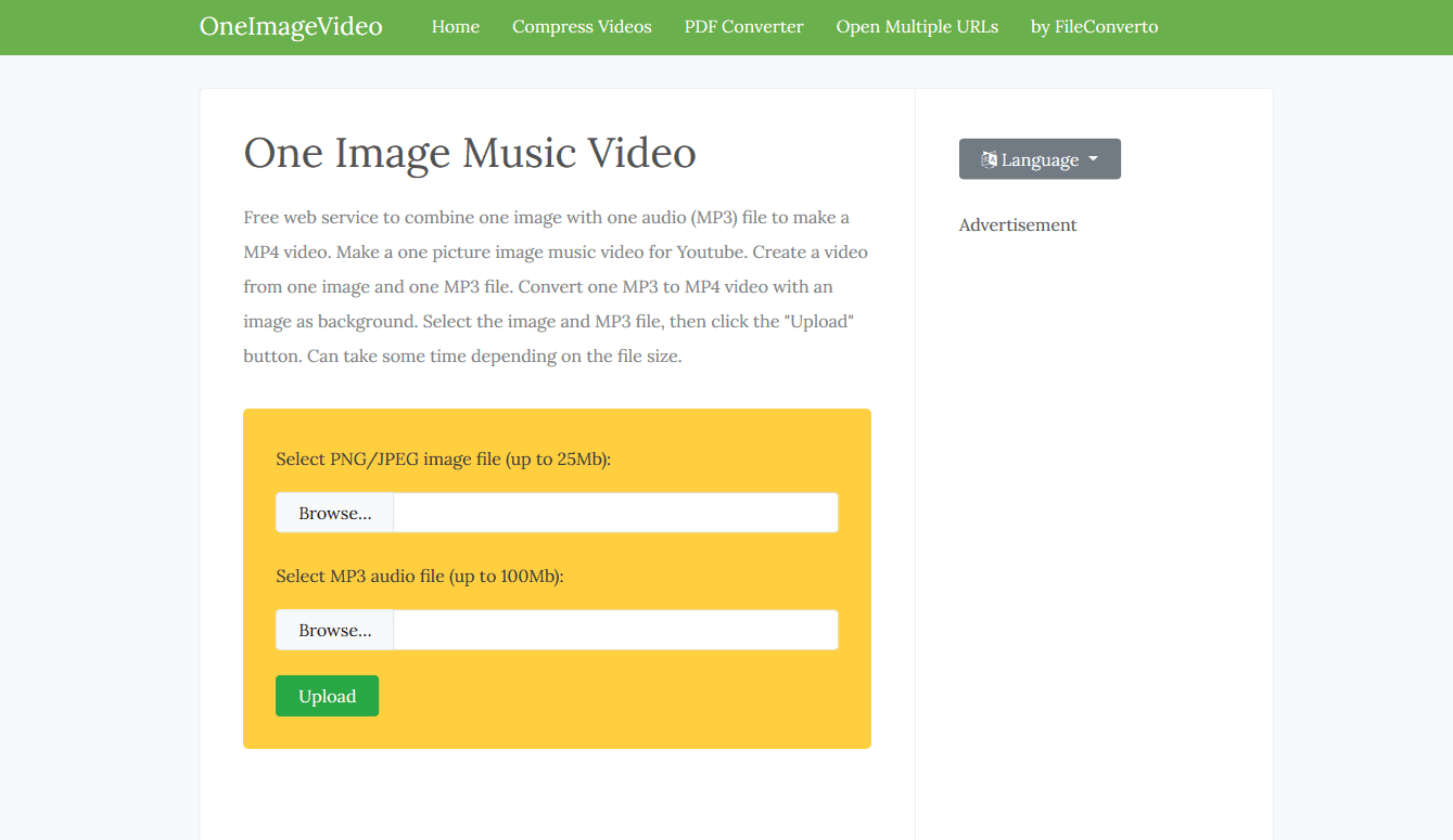 add image to video online free